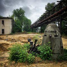 Auschwitz III-Monowitz. Pic by Menno Alberts, Auschwitz Study Group member.