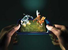 3-D Phone