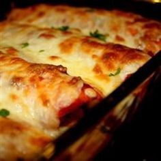 """Chicken Enchiladas I 