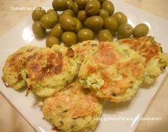 Polpettine ricotta e zucchine senza uova