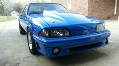 Blue Mustang, Ford Mustang Gt, Mustangs, Muscle Cars, Dream Cars, Tools, Vehicles, Instruments, Car