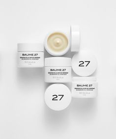 Discover Cosmetics 27 and the 6 steps to a beautiful and healthy skin routine. Step Baume a soon to be cult formula! Natural cosmeceutical at its best; a unique global anti-ageing and skin repairing treatment. Beauty Packaging, Cosmetic Packaging, Cosmetic Design, Centella, Skin Routine, New Skin, Natural Cosmetics, Luxury Beauty, Makeup Remover