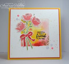 FS499 Friend Like You by AudreyAnn - Cards and Paper Crafts at…