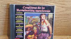 HERMANOS ZAIZAR. CANTARES DE LA REVOLUCIÓN MEXICANA. CD / DIVUCSA - 1990. 12 TEMAS / PRECINTADO.