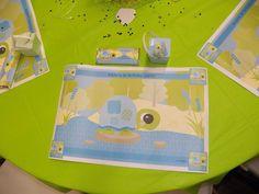 Turtle birthday party