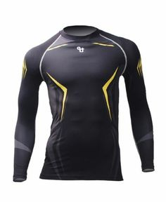 ANDIN New men Sports wear Compression Under Shirts Tights Base Layers AJ001