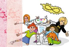 Materiały edukacyjne dla nauczycieli i wolontariuszy-Strefa wiedzy-Fundacja Orange