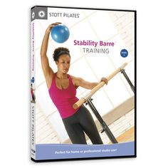 DVD - Stability Barre Training, Level 1