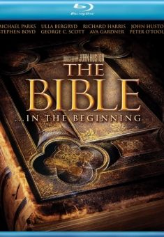 """""""The Bible: In the Beginning"""" - Christian Movie/Film on Blu-ray. Check out Christian Film Database for more info - http://www.christianfilmdatabase.com/review/the-bible-in-the-beginning-2/"""