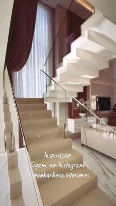Home Stairs Design, Home Building Design, Bungalow House Design, Home Room Design, Small House Design, Dream Home Design, Home Interior Design, Dream House Interior, Luxury Homes Dream Houses