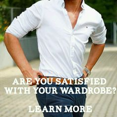 Learn To Build A Timeless Wardrobe. #Capsule #Wardrobe