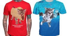 23 T-Shirts That Are Guaranteed To Impress Any Cat Person