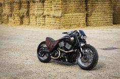 Victory Hammer Custom Motorcycle 3