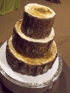 Top Textured Fondant Cakes