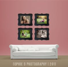Photography Studio Wall Display Frames Ideas For 2019 Best Camera For Photography, Boy Photography Poses, Winter Photography, Food Photography, Organic Bloom Frames, Photography Sketchbook, Gallery Wall Layout, Photo Displays, Display Photos