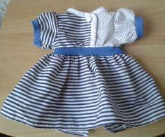 Puppen-Kleid