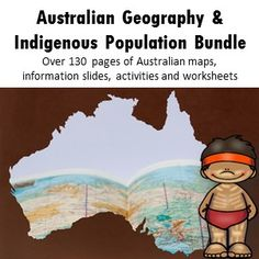 This bundle combines 5 of TechTeacherPto3's Australian history and geography products which will assist your students to understand Australian Indigenous History, comparisons with other Indigenous cultures, Australian Geography and Aboriginal Art.