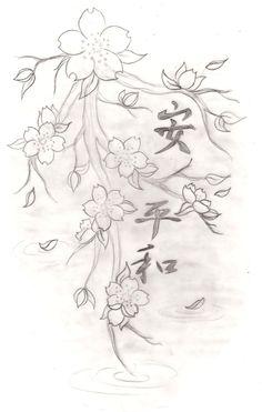 Cherry Blossom Tattoo by ~Metacharis on deviantART