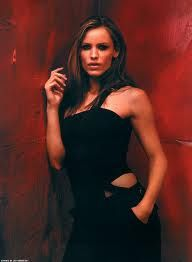 Jennifer Gardner in ALIAS