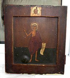 Typical Russian, Religious Icons, Art Icon, Jesus Christ, Mario, Saints, Abstract, Painting, Miniatures