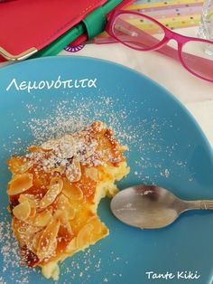 H πιο απλή λεμονόπιτα | Tante Kiki Greek Sweets, Fruit Jam, Food Presentation, Pitta, Jelly, Macaroni And Cheese, Delicious Desserts, Oatmeal, Food And Drink