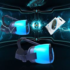 Anpow VR Headset Glasses Virtual Reality Mobile Phone 3D Movies for iPhone 6s/6 plus/6/5s/5c/5 Samsung Galaxy s5/s6/note4/note5 and Other 4.7'-6.0' Cellphones >>> Click on the image for additional details. (This is an affiliate link and I receive a commission for the sales)