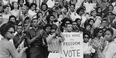 Online Lesson - Oral Histories: Students in the Civil Rights Movement