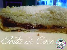 tarta de coco - La tasca bar vintage