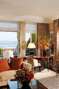 8 Best Baur Au Lac S Individually Designed Hotel Rooms And Suites