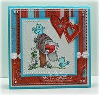 A Project by Feline Creative from our Stamping Cardmaking Galleries originally submitted 01/28/13 at 06:21 AM