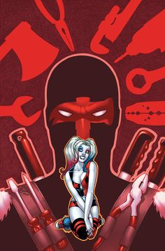 HARLEY QUINN #27 Written by AMANDA CONNER and JIMMY PALMIOTTI Art by JOHN TIMMS Cover by AMANDA CONNER