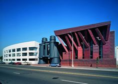 Image result for gehry binocular building