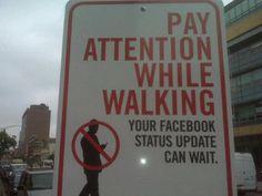 Pay attention #Social #Media #Funnies
