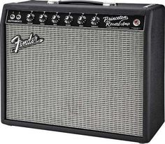 The original was a historically significant amp used on countless hits over the years, and the reissue '65 Princeton Reverb is easily versatile enough to go from the living room to the recording studi