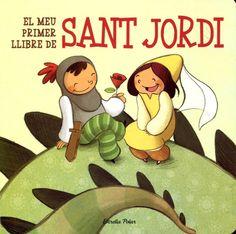 """""""El meu primer llibre de Sant Jordi"""". Editorial Estrella Polar (2 a 6 anys)"""