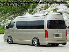 ヴォルサージュ モアナ クルーザー ハイエース200系(3型・ワイド車)