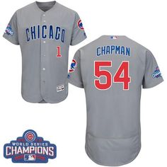 fd69ae30c Cubs Kyle Hendricks Grey Flexbase Authentic Collection Road 2016 World  Series Champions Stitched MLB Jersey
