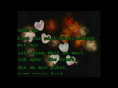 Träume sind wie Blätter im Wind - YouTube No One Loves Me, Atlantis, My Love, Youtube, Movie Posters, Love, Film Poster, Youtubers, Billboard