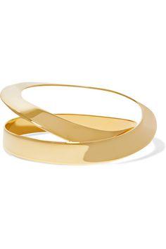 Marni   Gold-plated bracelet   NET-A-PORTER.COM