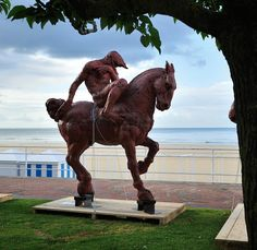 Museum Of Fine Arts, Museum Of Modern Art, Art Museum, Javier Marin, Santa Barbara Museum, Woodworking Inspiration, Centaur, Horse Art, Zebras