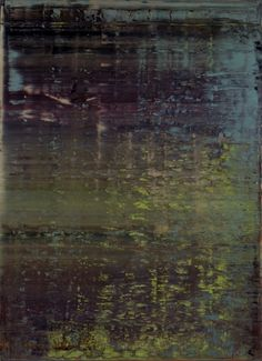 Gerhard Richter - Kine - 1995 124 cm x 90 cm Catalogue Raisonné: Oil on canvas Gerhard Richter, Camille Pissarro, Joan Mitchell, New European Painting, Abstract Landscape, Abstract Art, Cy Twombly, Pictures To Draw, Famous Artists