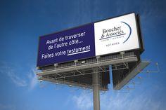 Un nouveau site web pour le cabinet de notaire Boucher et associés!
