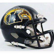Kent State Golden Flashes NCAA Mini Speed Football Helmet