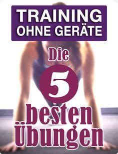 Die 5 besten Ganzkörper-Übungen ohne Geräte - fitkurs.de