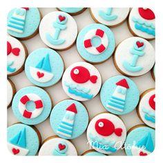 Sailing cookies