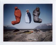 This camping photo makes me laugh.this is for my happy campers! Vive Le Sport, The Last Summer, Photos Voyages, To Infinity And Beyond, Jolie Photo, Go Camping, Camping Friends, Funny Camping, Camping Outdoors