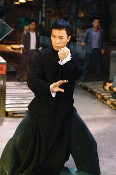 Favorite Character: Donnie Yen, lead actor in the best Wing Chun biographies. Kung Fu Martial Arts, Chinese Martial Arts, Martial Arts Movies, Martial Artists, Aikido, Tai Chi, Judo, Krav Maga, Karate