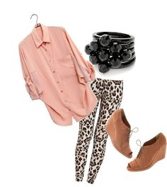 """""""First Day Of School Outfit"""" by hulia1234 ❤ liked on Polyvore"""
