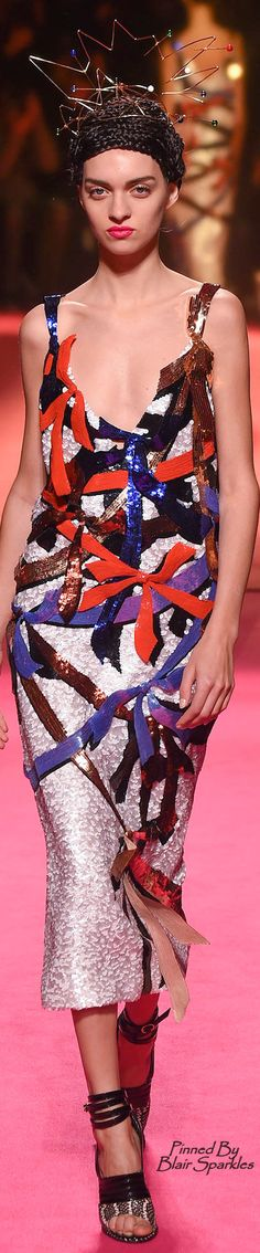 Spring 2015 Couture Schiaparelli  ♕♚εїз | BLAIR SPARKLES