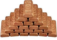 ISO certificate/Copper Ingots(Cu Ingot) from factory Copper Bar, Pure Copper, Environmental Art, Silver Bars, My Precious, Precious Metals, Pure Products, Gold, Certificate